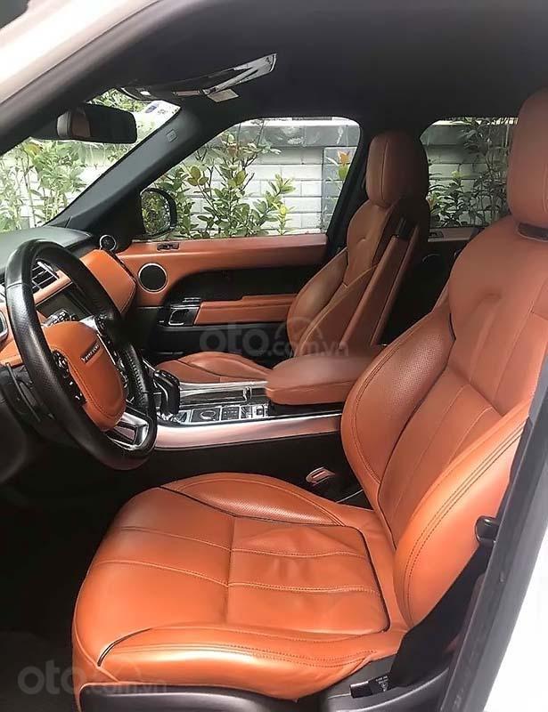Bán LandRover Range Rover Sport Sport sản xuất năm 2014, màu đỏ, xe nhập (5)
