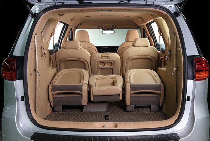 Kia Sedona được Thaco lắp ráp và xuất khẩu sang Thái Lan, giá rẻ hơn Việt Nam 5a