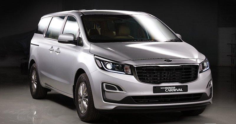 Kia Sedona được Thaco lắp ráp và xuất khẩu sang Thái Lan, giá rẻ hơn Việt Nam 2a