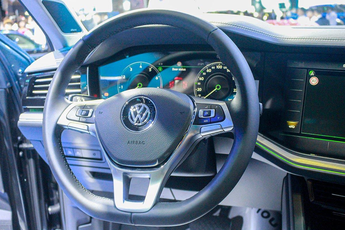 Nội thất VW Touareg 2020.