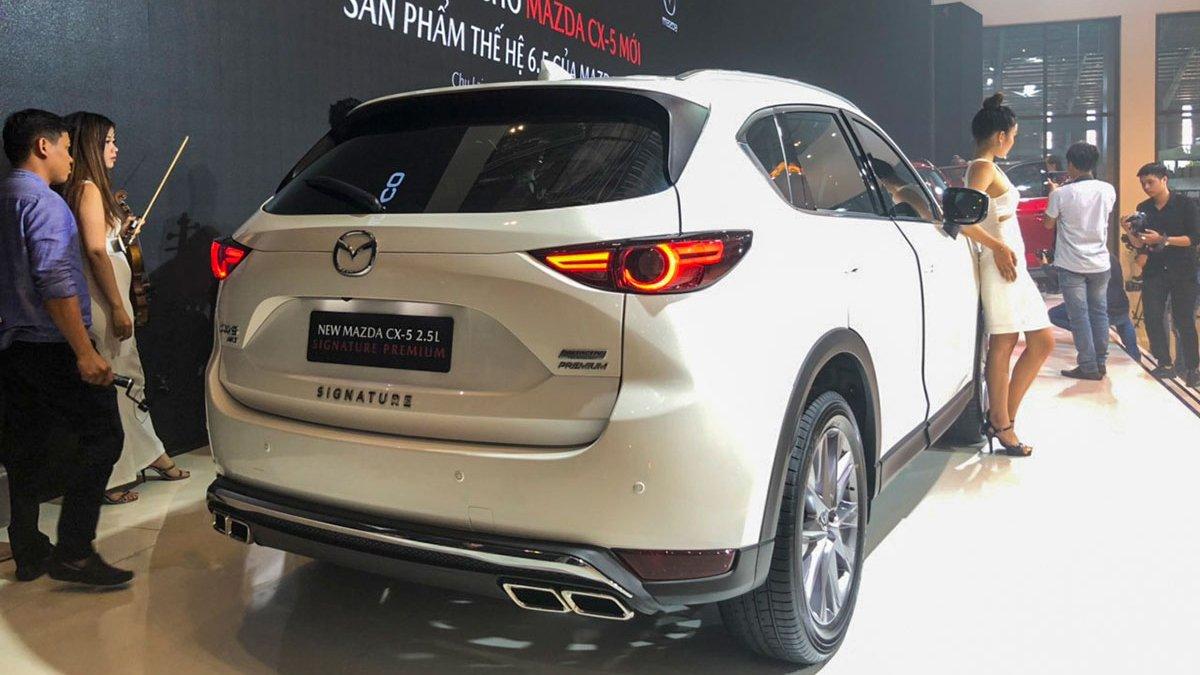 So sánh xe Nissan X-Trail 2019 và Mazda CX-5 2019 a13