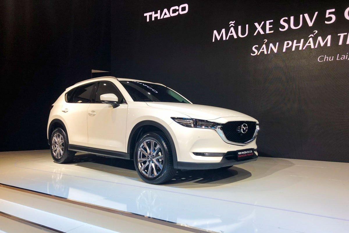 So sánh xe Nissan X-Trail 2019 và Mazda CX-5 2019: a