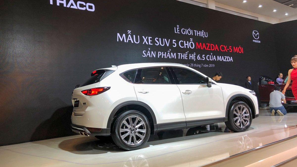 So sánh xe Nissan X-Trail 2019 và Mazda CX-5 2019 a7