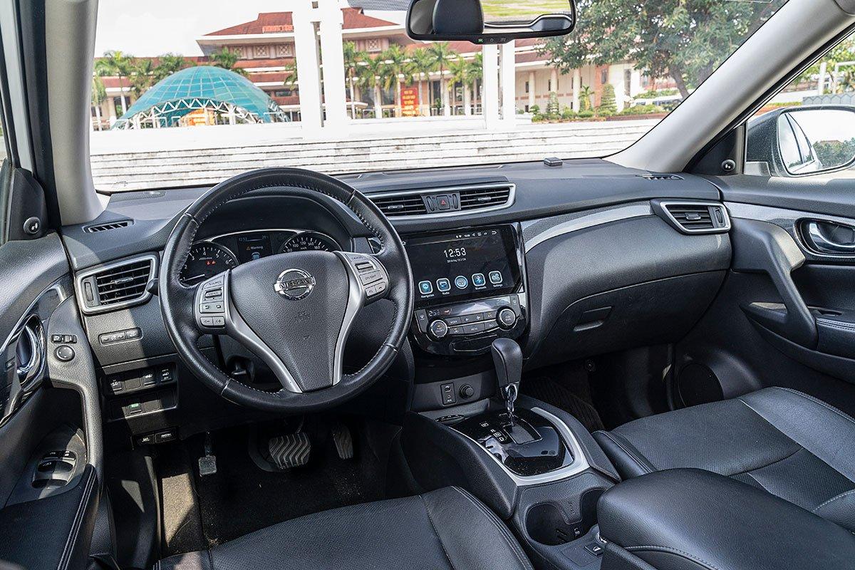 So sánh xe Nissan X-Trail 2019 và Mazda CX-5 2019 a16
