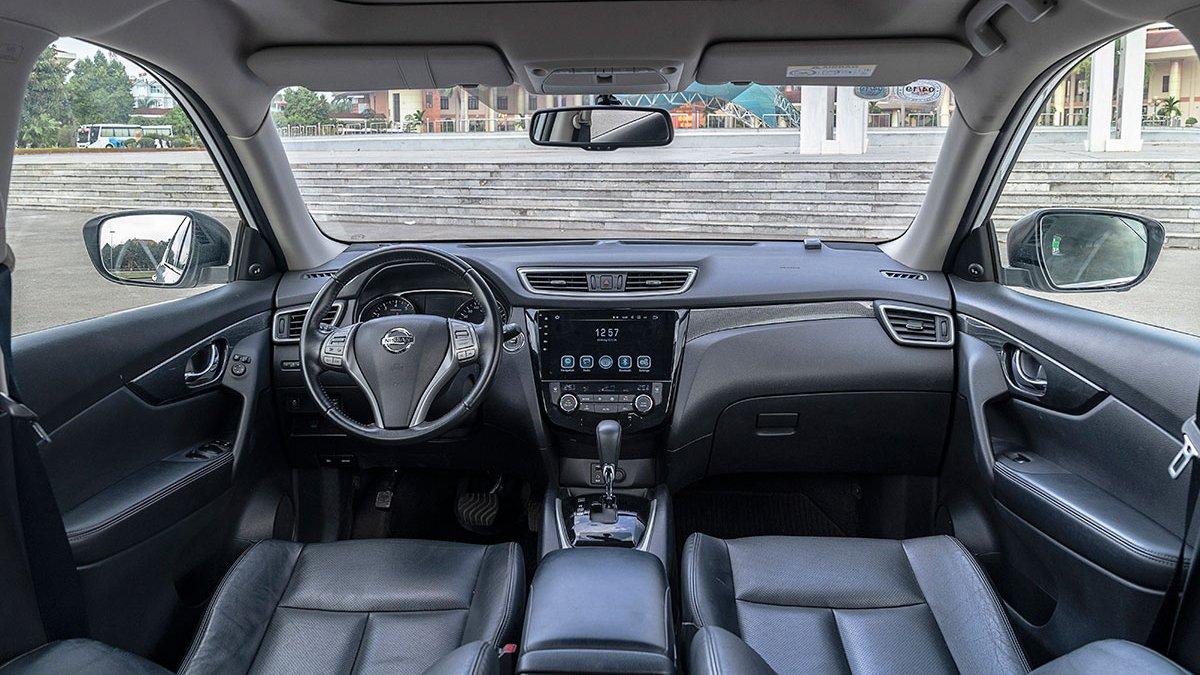 So sánh xe Nissan X-Trail 2019 và Mazda CX-5 2019 a21