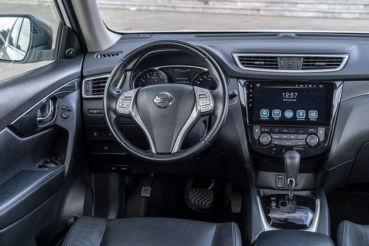 So sánh xe Nissan X-Trail 2019 và Mazda CX-5 2019 a23
