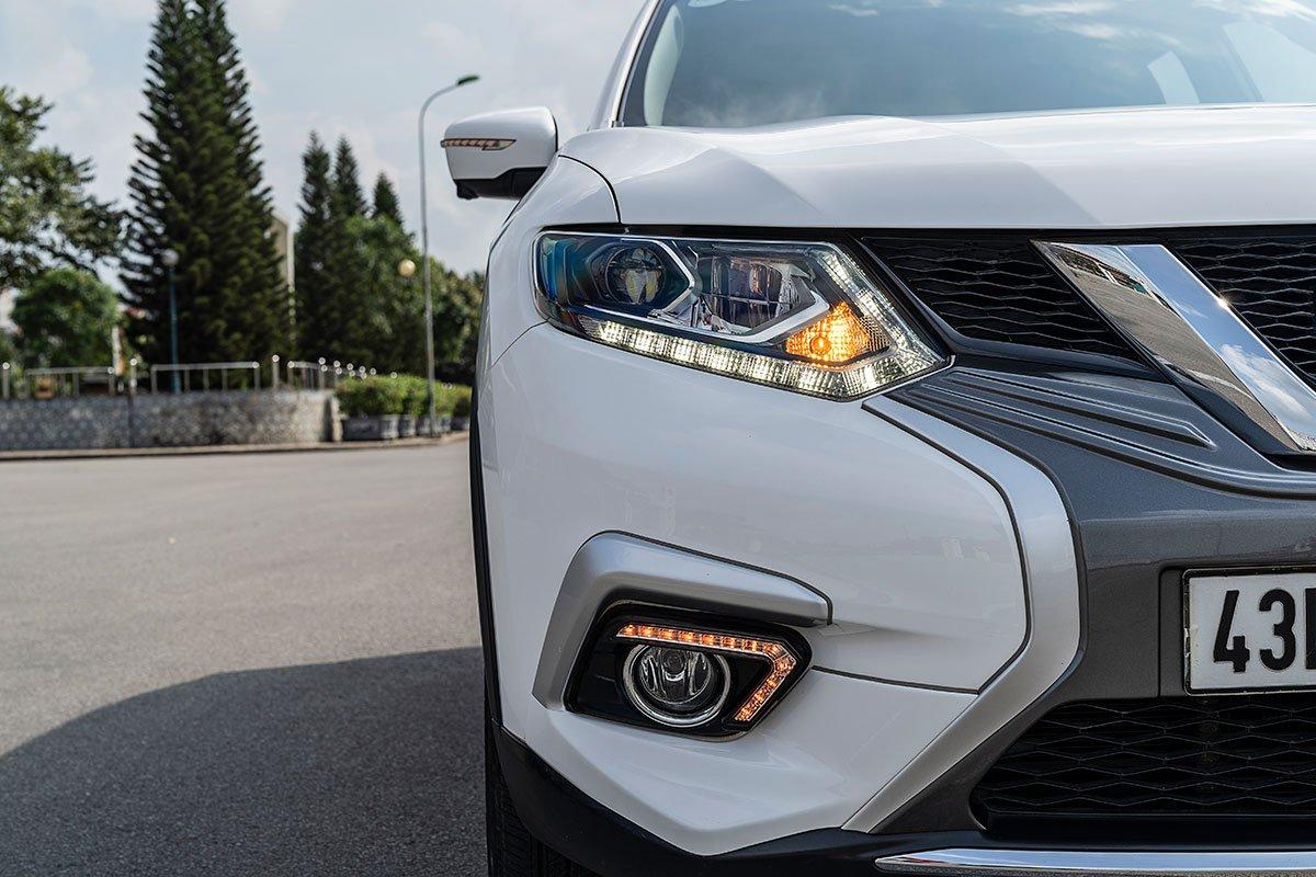 So sánh xe Nissan X-Trail 2019 và Mazda CX-5 2019 a4
