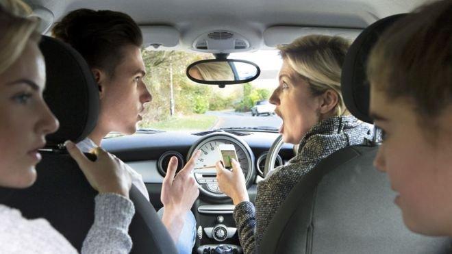 """10 cách để """"đánh bại"""" căng thẳng khi lái xe zx"""