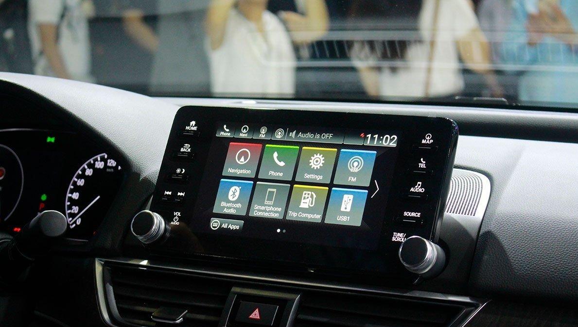 Thông số kỹ thuật xe Honda Accord 2020 vừa trình làng tại VMS 2019 a8