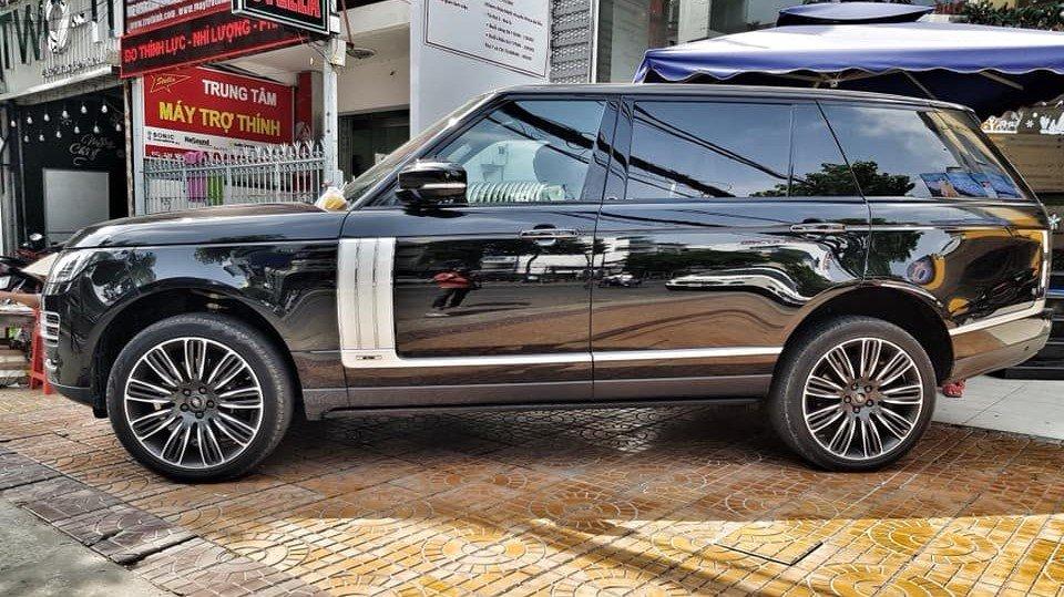 Việt Nam đã có chiếc Range Rover SVAutobiography 2019 chính hãng đầu tiên ra biển trắng 2
