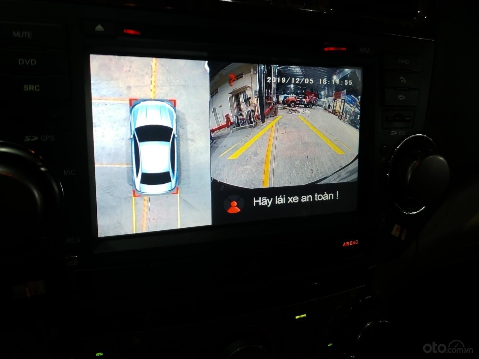 Bán xe Toyota Highlander 2.7 sản xuất năm 2011, màu đen, nhập khẩu nguyên chiếc (6)