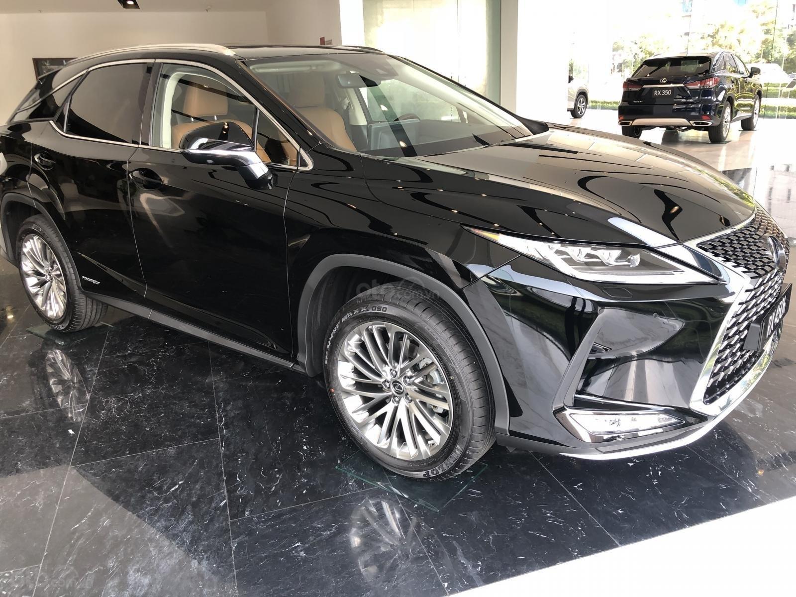 Bán Lexus RX 450h 2020, màu đen, nhập khẩu (2)