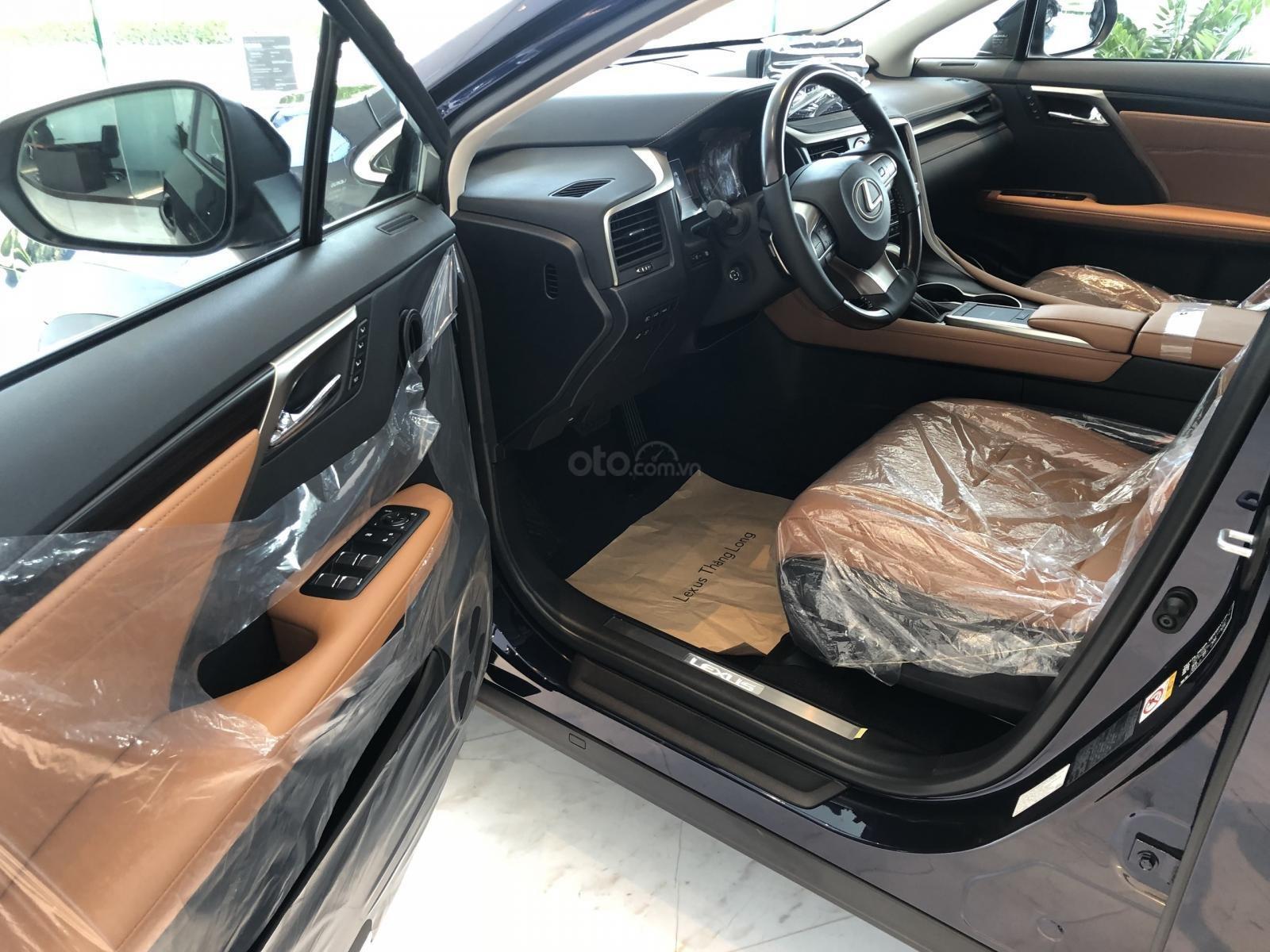 Bán Lexus RX 450h 2020, màu đen, nhập khẩu (7)