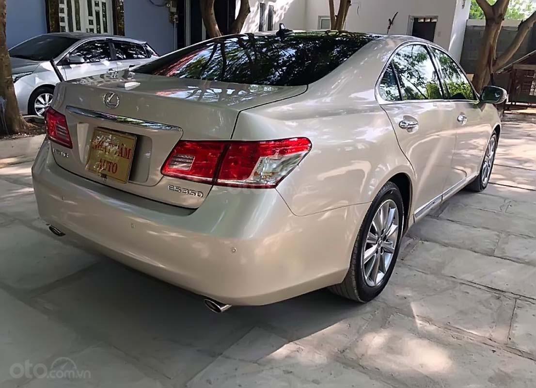 Cần bán xe cũ Lexus ES 350 2010, màu vàng, nhập khẩu (2)