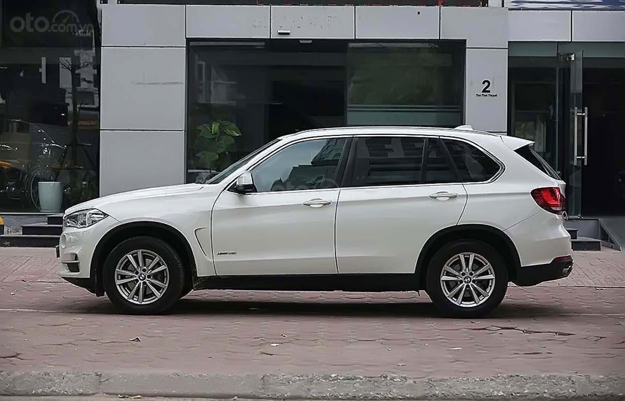 Bán BMW X5 xDrive35i năm 2016, màu trắng, xe nhập (1)
