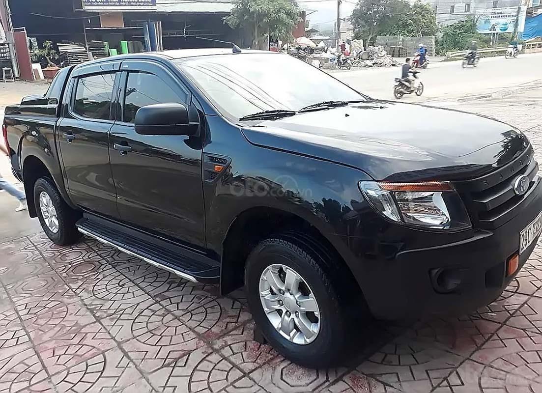 Bán xe Ford Ranger XL 2.2 4 x 4 MT năm sản xuất 2012, màu đen, nhập khẩu giá cạnh tranh (1)
