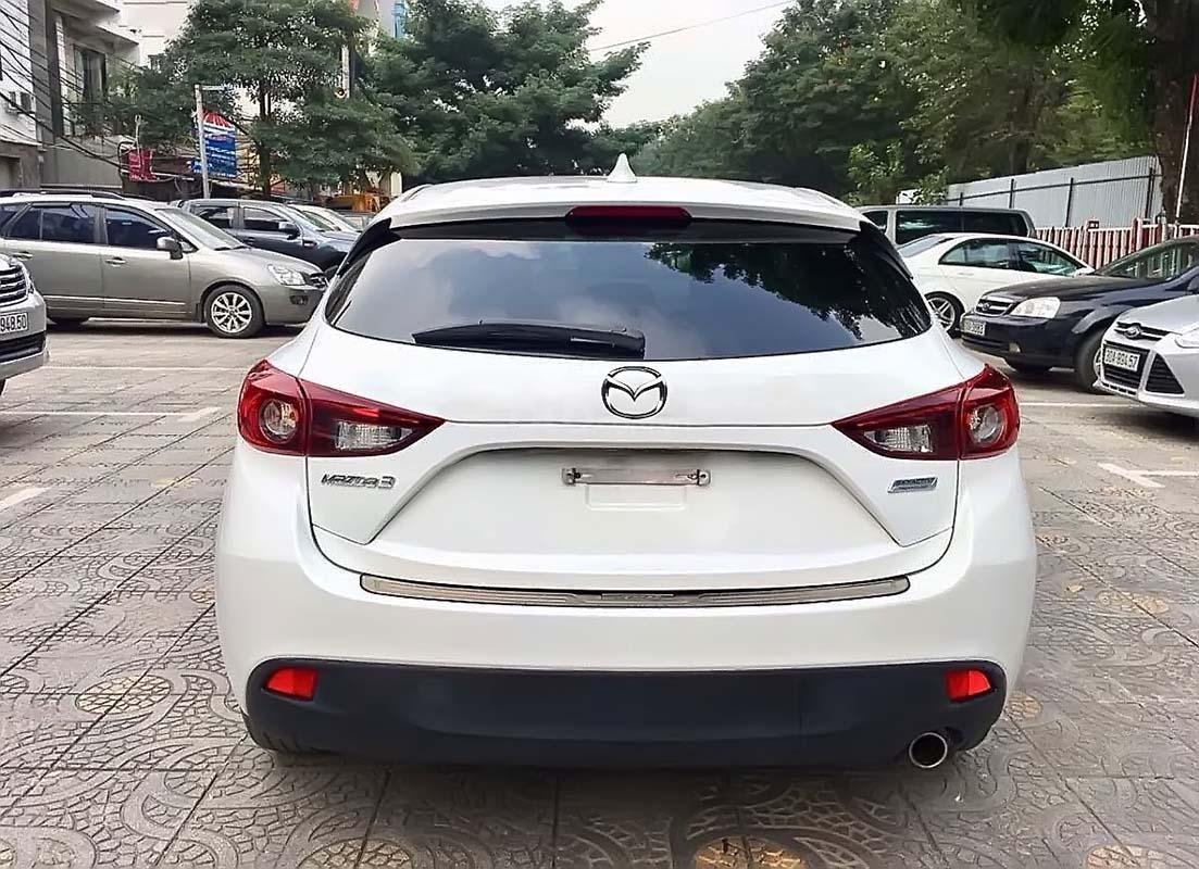 Bán xe cũ Mazda 3 1.5 AT năm 2016, màu trắng (3)