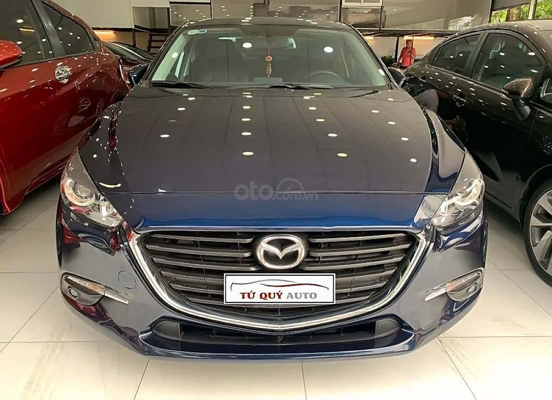Bán xe cũ Mazda 3 1.5 AT 2018, màu xanh lam (5)