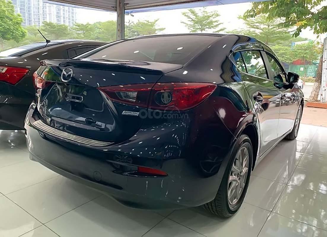 Bán xe cũ Mazda 3 1.5 AT 2018, màu xanh lam (4)