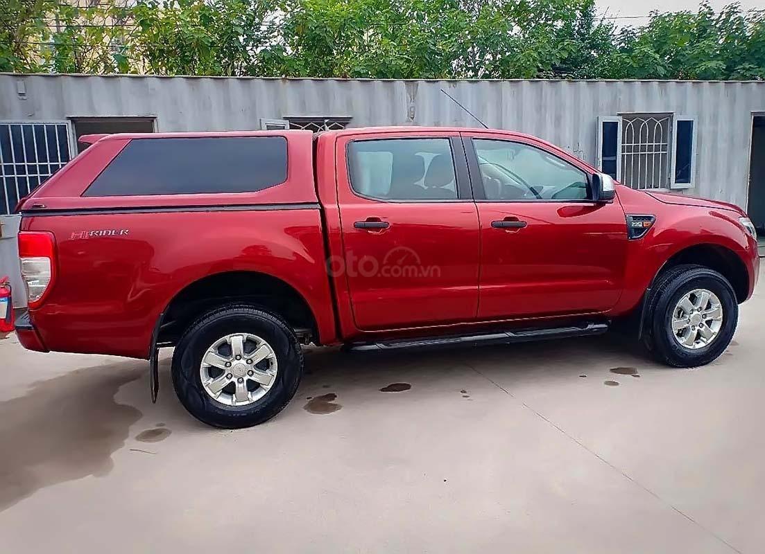 Bán Ford Ranger sản xuất 2014, màu đỏ, nhập khẩu  (5)