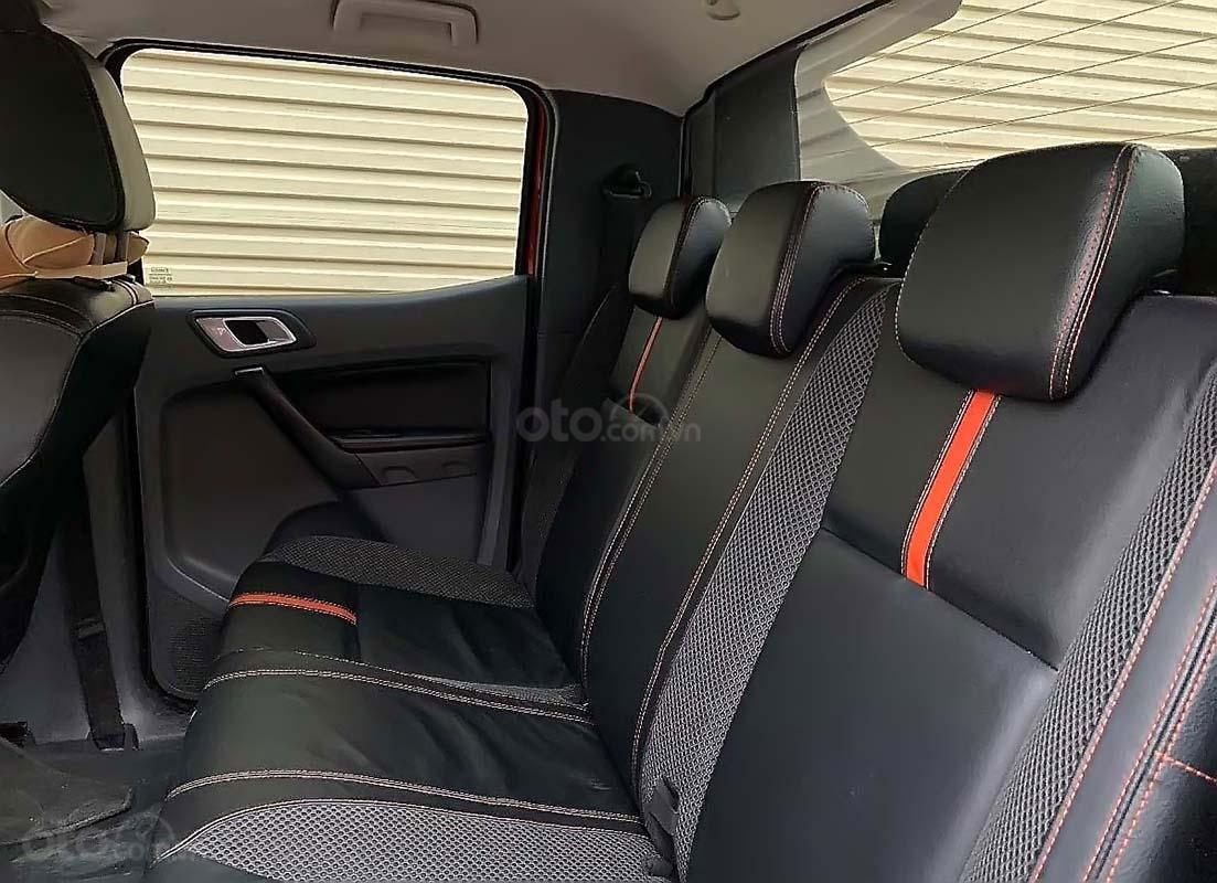 Cần bán Ford Ranger đời 2014, màu đỏ, nhập khẩu (4)