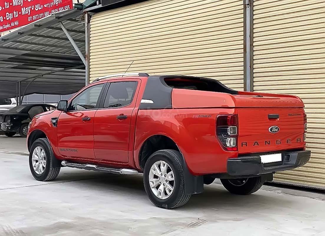 Cần bán Ford Ranger đời 2014, màu đỏ, nhập khẩu (3)