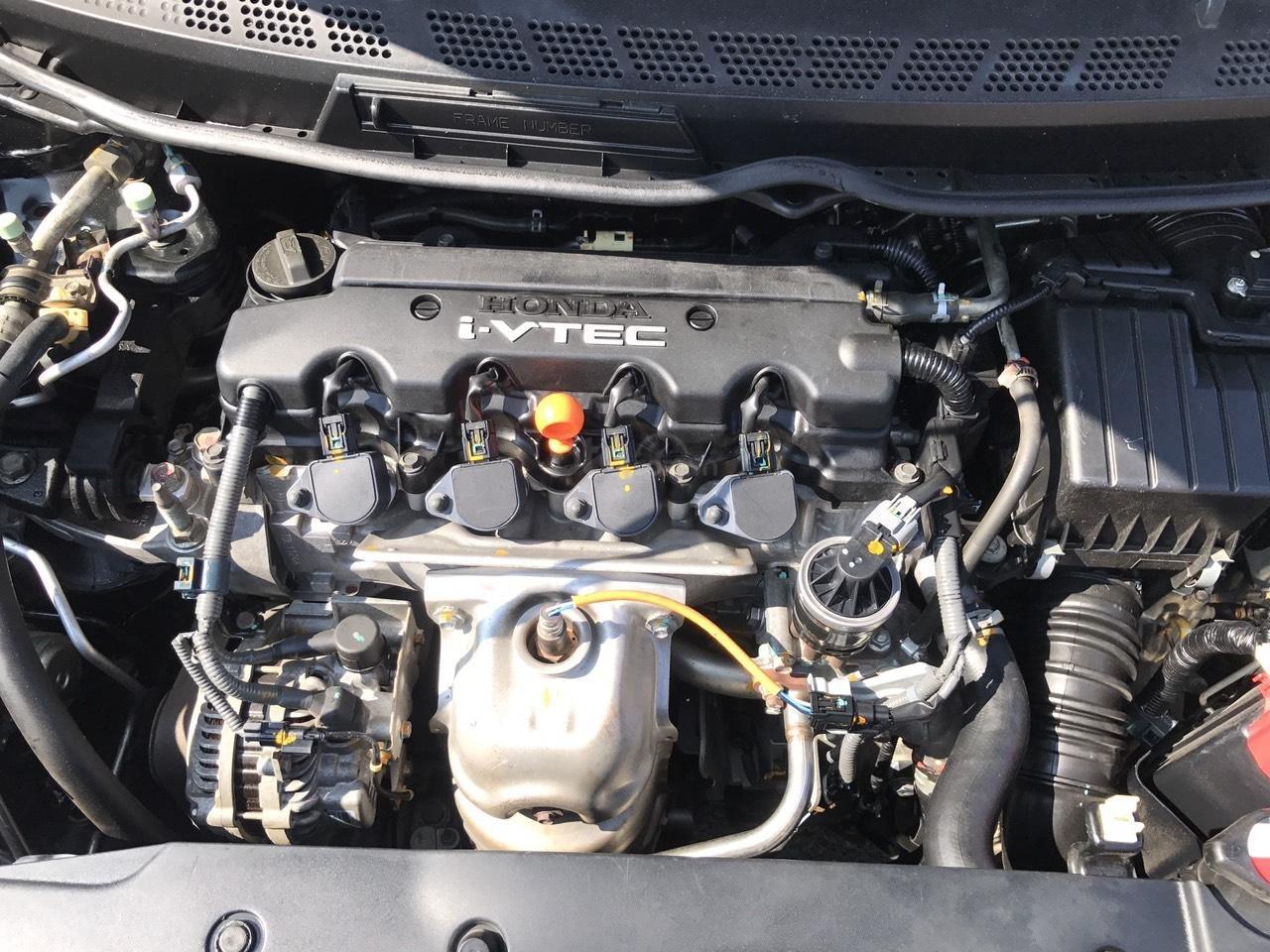 Bán xe Honda Civic 1.8 VTI AT năm sản xuất 2011, màu đen, lỗi biếu xe, mới thật (8)