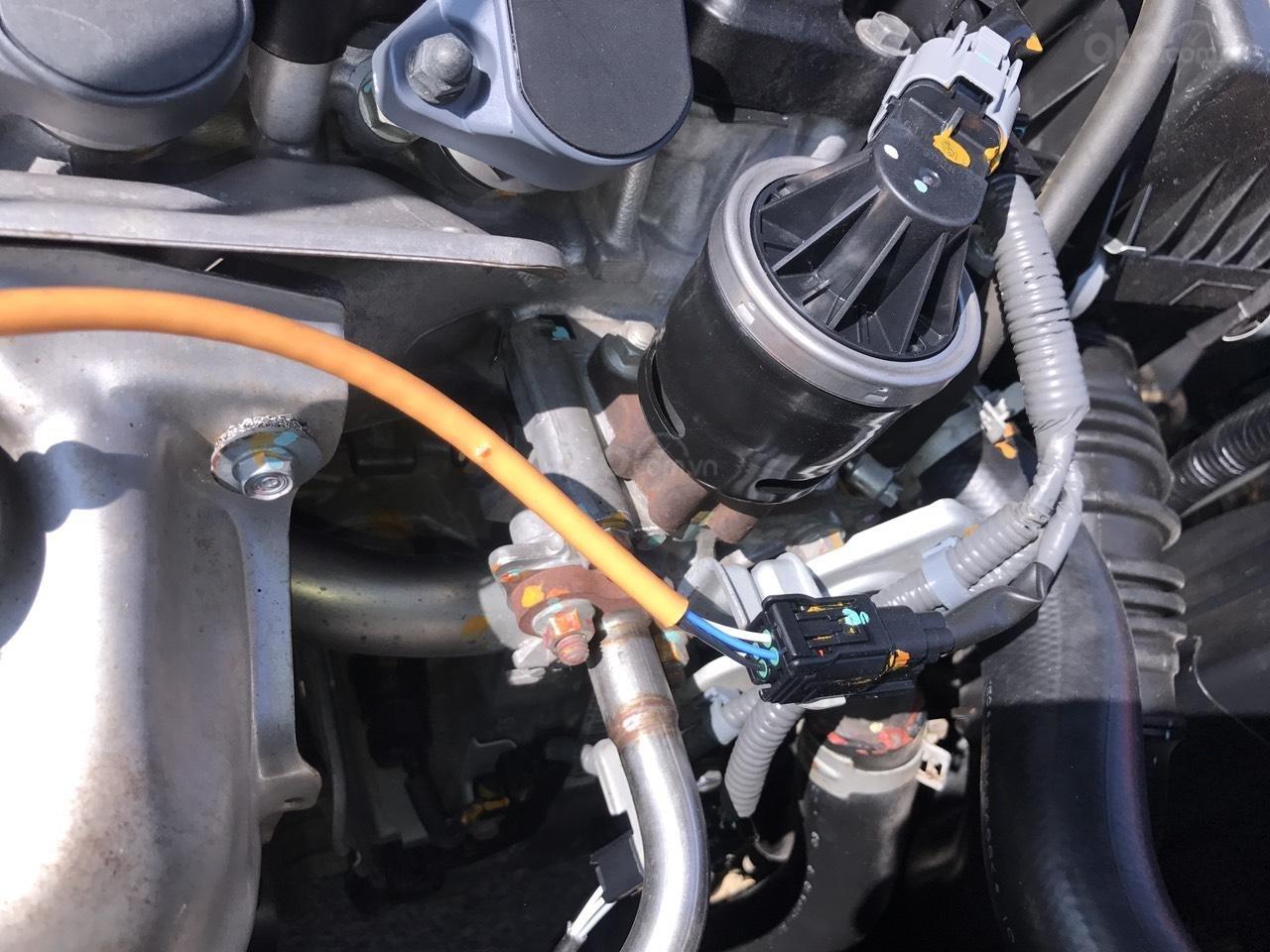 Bán xe Honda Civic 1.8 VTI AT năm sản xuất 2011, màu đen, lỗi biếu xe, mới thật (11)