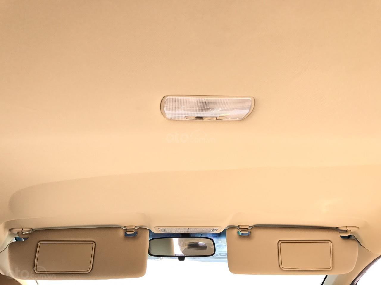 Bán xe Honda Civic 1.8 VTI AT năm sản xuất 2011, màu đen, lỗi biếu xe, mới thật (23)