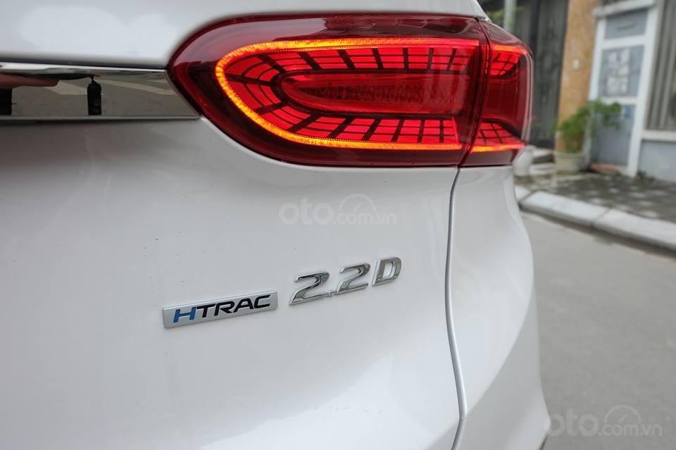 Hyundai Santa Fe 2019 bản Premium máy dầu cao cấp - xe giao ngay - nhiều ưu đãi - 0919929923 (4)