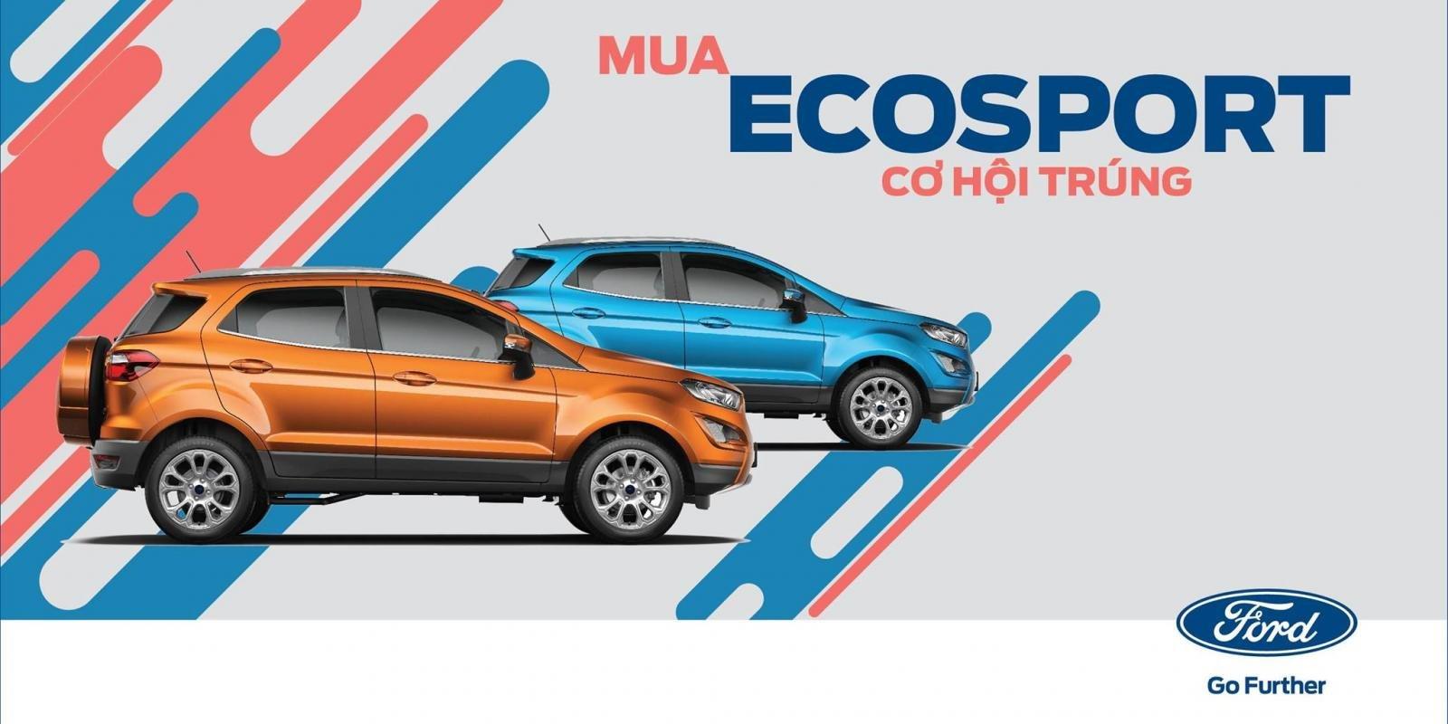 Ford tung khuyến mại tháng 12: Ranger, Ecosport giảm giá tới 30 triệu đồng.