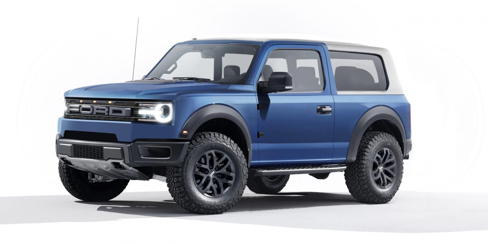 5 điều cần biết về SUV Ford Bronco 2020 - Sẽ là dạng Body-on-Frame