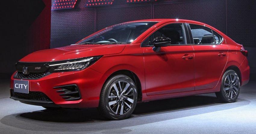 So sánh nhanh Honda City 2020