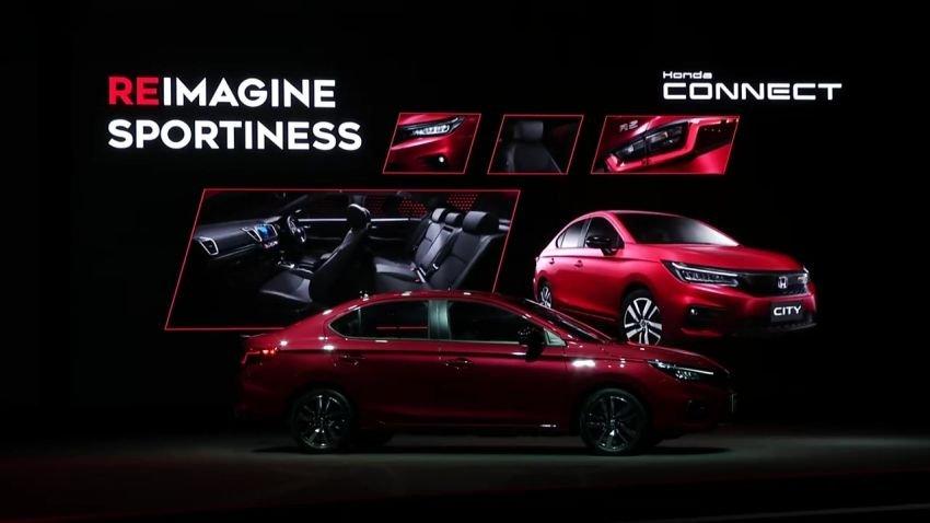 So sánh nhanh Honda City 2020 cho thấy sự cải tiến của xe, tăng cường độ cạnh tranh