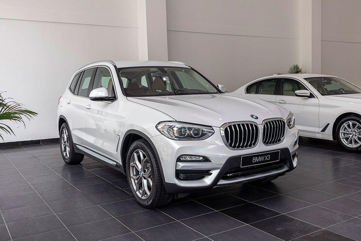 Đánh giá xe BMW X3 2019: xứ mệnh của mẫu xe này là viết tiếp chương sử thành công của dòng X3.