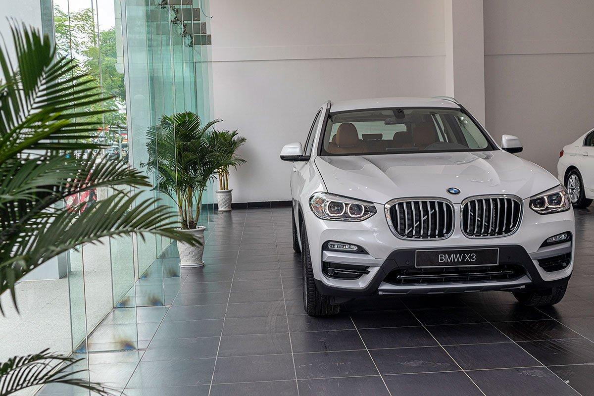 Đánh giá xe BMW X3 2019: Vận hành 2.
