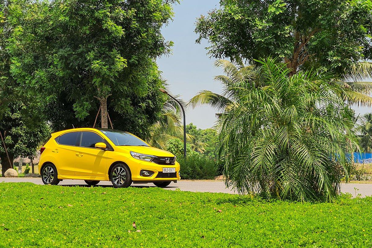 Đánh giá xe Honda Brio 2019 vừa ra mặt tại Việt Nam.