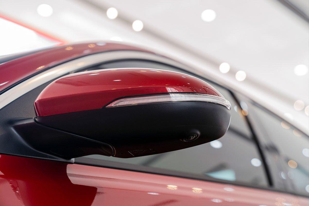 Đánh giá xe Kia Optima 2019: Camera lùi 360 độ 2.