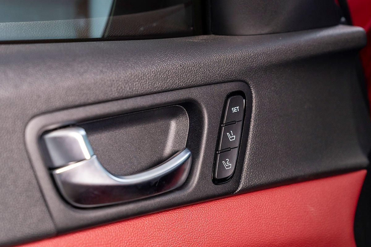 Đánh giá xe Kia Optima 2019: Ghế lái nhớ 2 vị trí