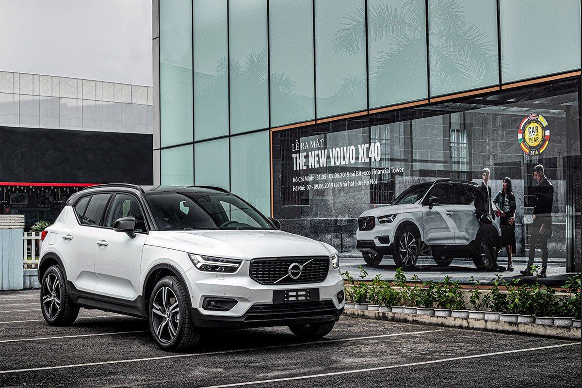 Với sức mạnh 250 mã lực, Volvo XC40 2019 hoàn toàn có thể di chuyển một cách nhanh nhẹn nhờ kích thước nhỏ gọn.