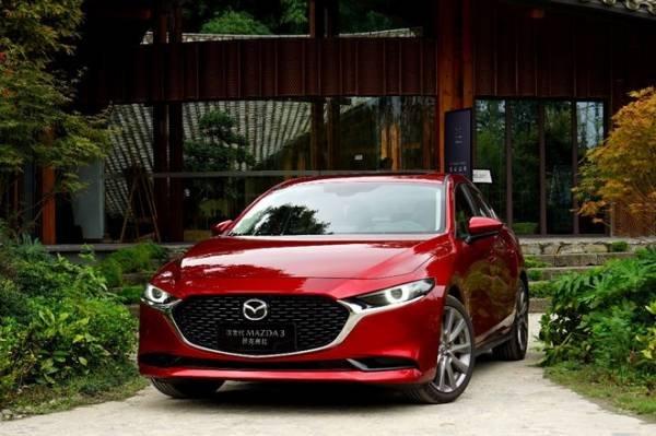 Ngoại thất xe Mazda 3 2020