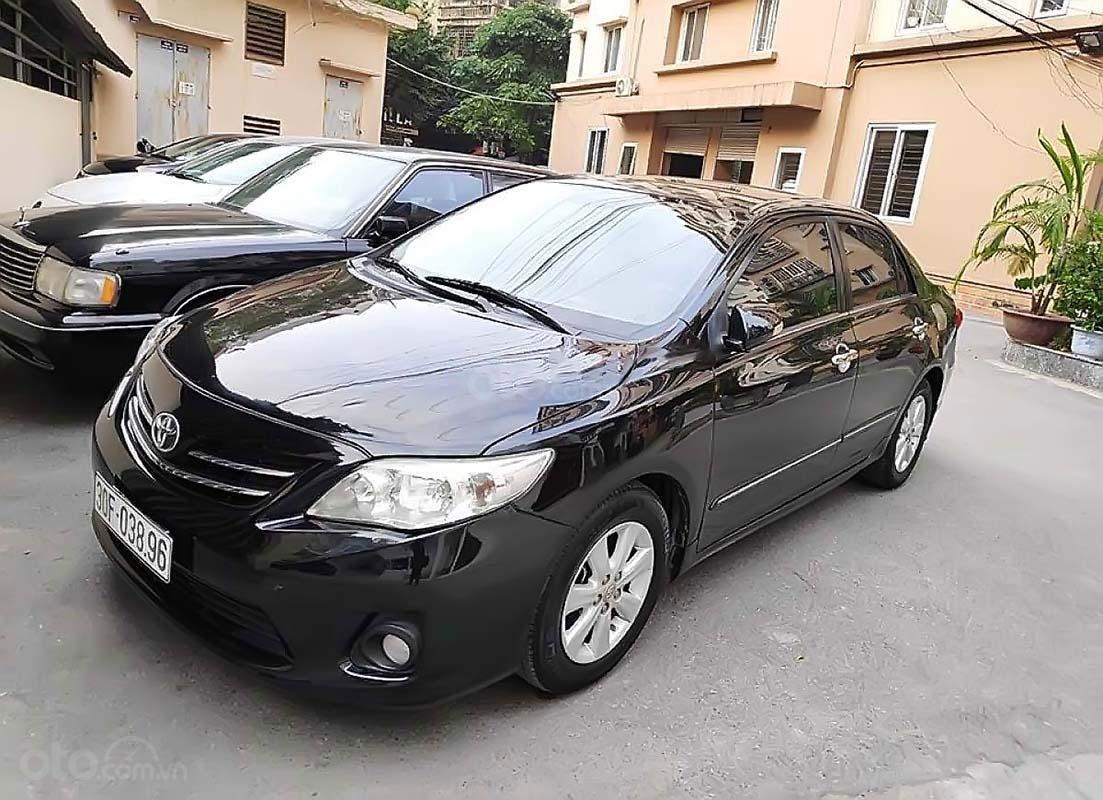Bán Toyota Corolla Altis 1.8G MT năm sản xuất 2011, màu đen, chính chủ  (1)