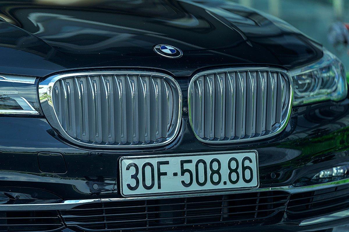 Đánh giá xe BMW 730Li 2019: Lưới tản nhiệt thông minh 1.