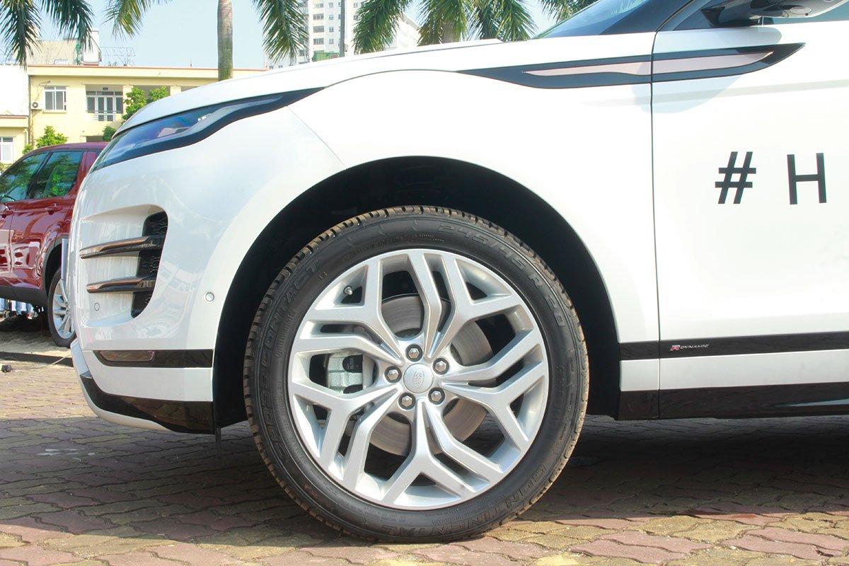 """""""Trên tay"""" Range Rover Evoque 2020 vừa ra mắt vượt mọi địa hình a4"""
