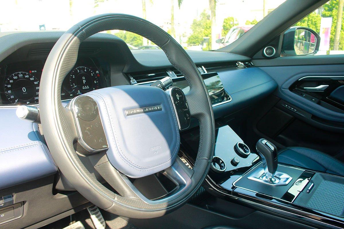"""""""Trên tay"""" Range Rover Evoque 2020 vừa ra mắt vượt mọi địa hình a7"""