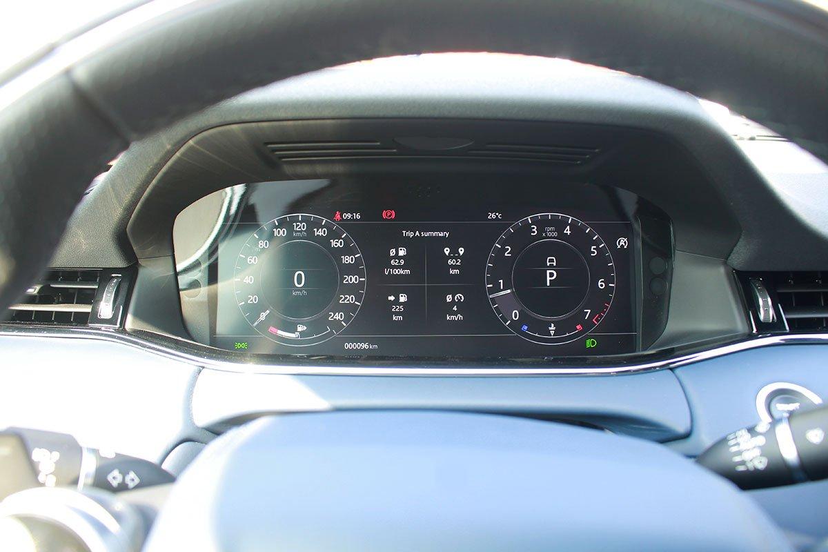 """""""Trên tay"""" Range Rover Evoque 2020 vừa ra mắt vượt mọi địa hình a8"""