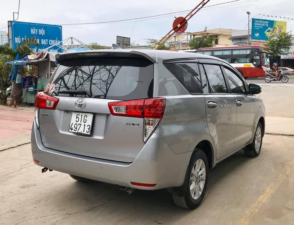 Bán Toyota Innova 2.0E MT 2017, full option xe bán tại hãng có bảo hành (6)