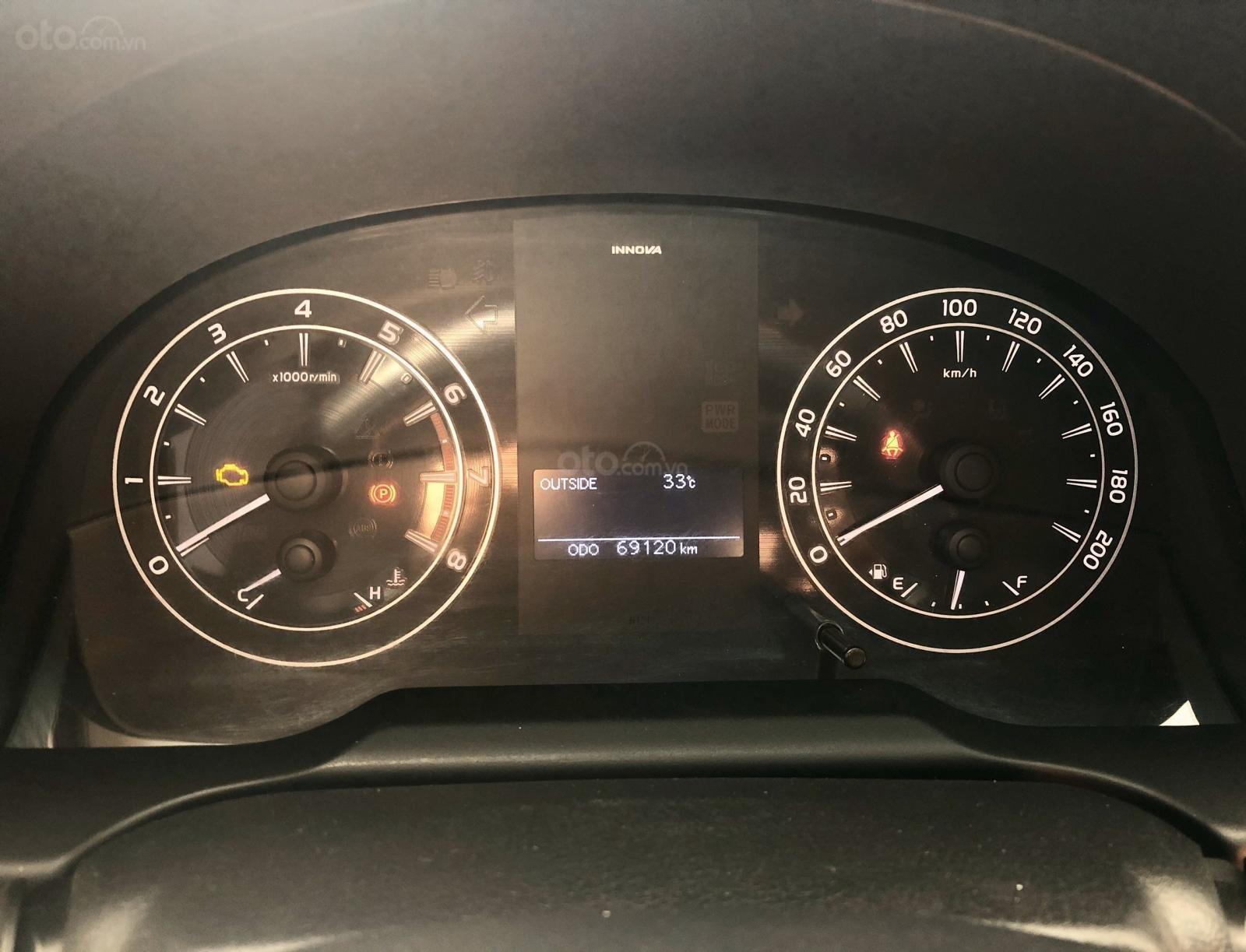 Bán Toyota Innova 2.0E MT 2017, full option xe bán tại hãng có bảo hành (8)