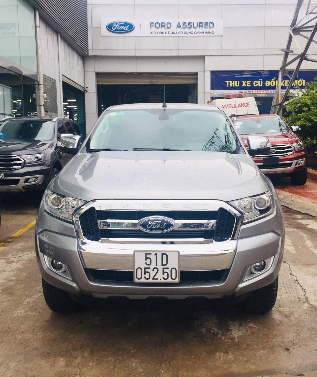 Bán Ford Ranger 2.2L XLT 4x4 MT sản xuất 2016, xe bán tại hãng (1)