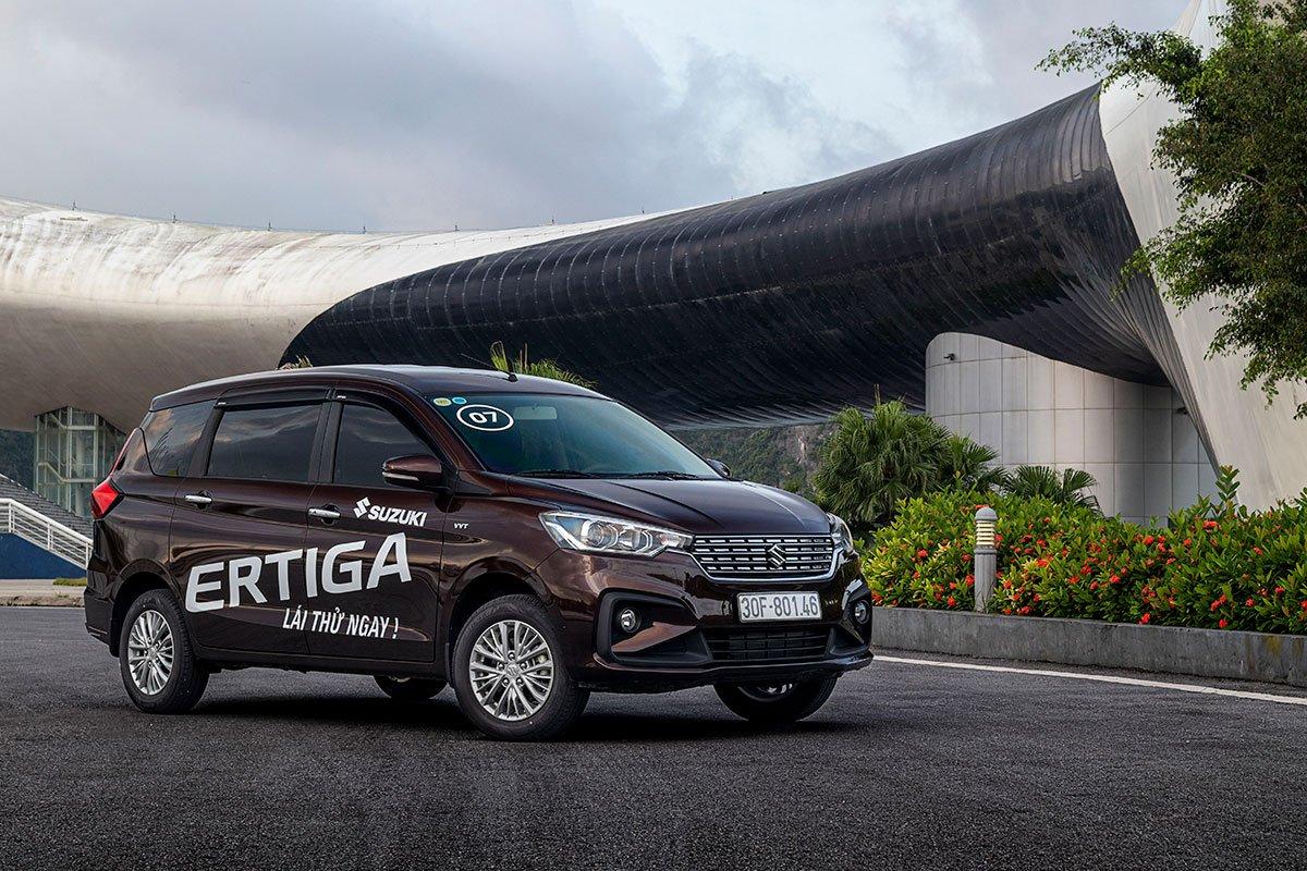 Giá xe Suzuki Ertiga 2020 mới nhất